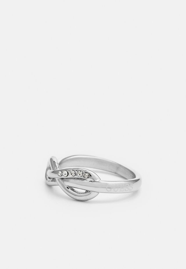 ETERNAL LOVE - Anello - silver-coloured