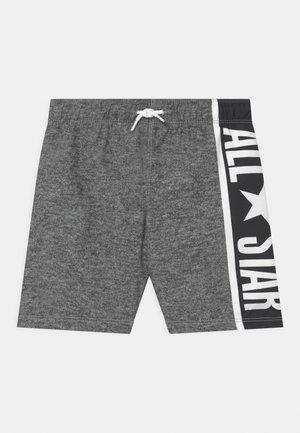 ALL STAR POOLSIDE - Swimming shorts - dark grey heather