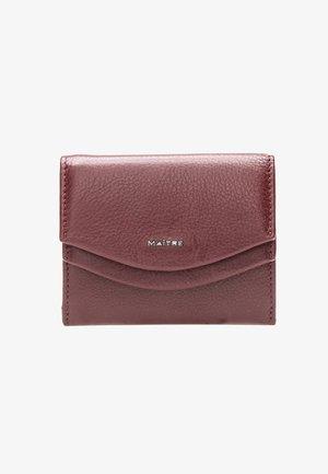 LEISEL DEDA  - Wallet - darkred