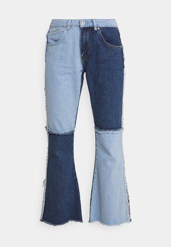FREAK - Jeans a sigaretta - mix blue