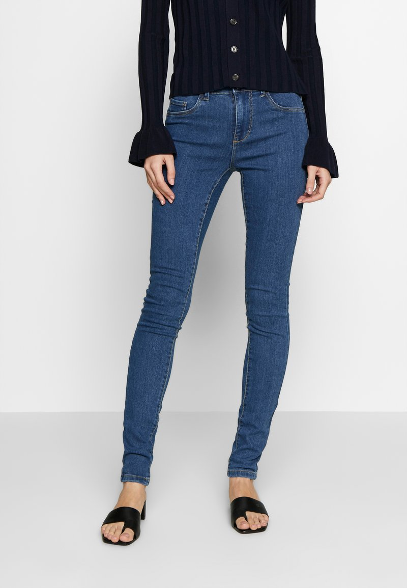 ONLY - ONLRAIN  - Jeans Skinny Fit - dark blue denim