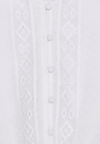 Abercrombie & Fitch - TIE FRONT - Blůza - white - 2