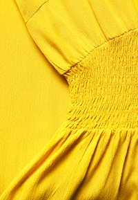 YAS - YASNILANA DRESS ICONS - Day dress - yellow - 4