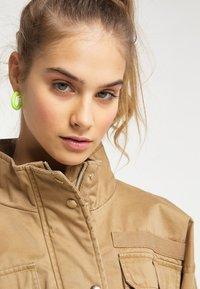 myMo - Summer jacket - dunkelsand - 3