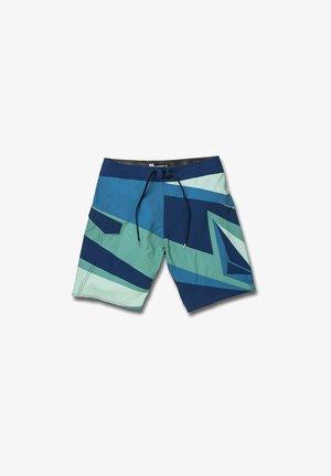 RANSACKED MOD 20 - Shorts - blue