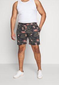 Jack´s Sportswear - RELAXT FIT - Kraťasy - navy - 0