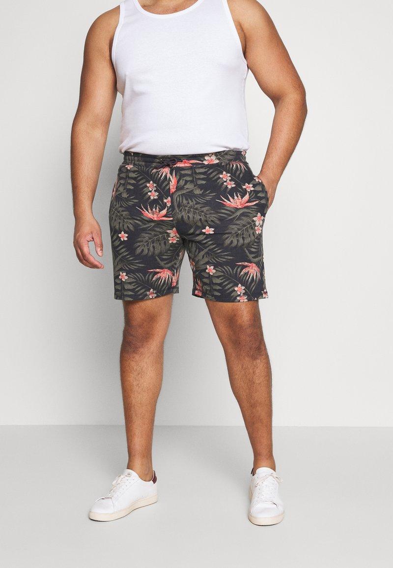 Jack´s Sportswear - RELAXT FIT - Kraťasy - navy