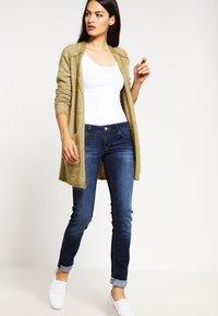 Mavi - LINDY - Slim fit jeans - dark indigo stretch - 1