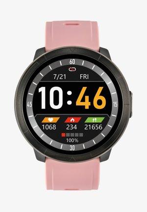 LAY - Smartwatch - różowy
