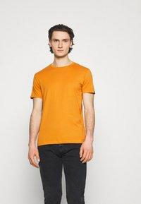 Replay - T-shirt basic - ochre - 0