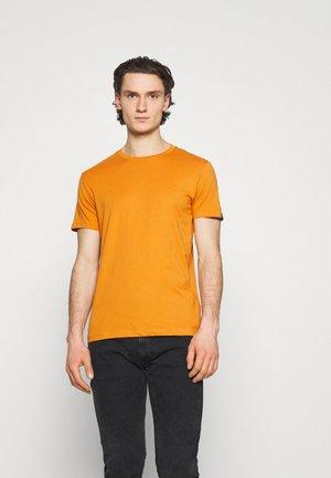 Basic T-shirt - ochre