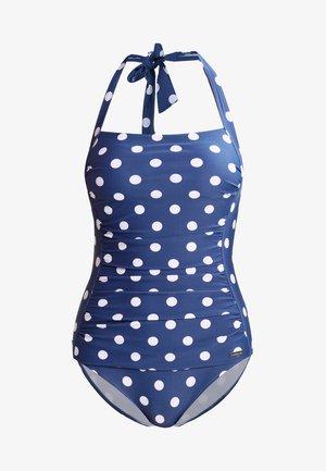 Swimsuit - smoky blue