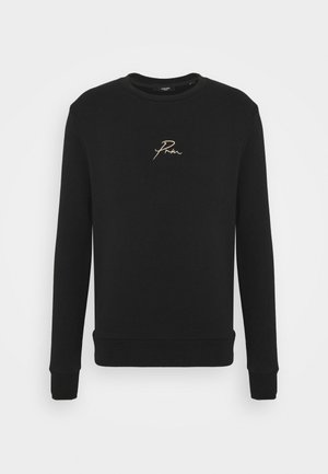 JPRBLA CREW NECK - Sweatshirt - black