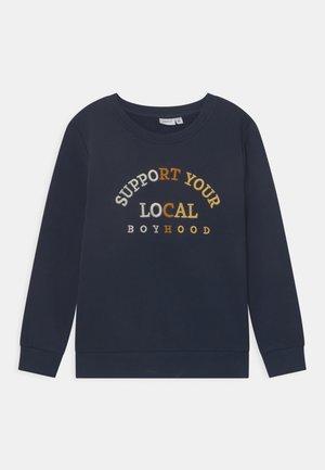 NKMLUKAS - Sweatshirts - dark sapphire
