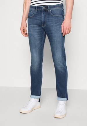 LANG - Jeans Straight Leg - blue denim
