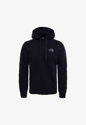 DREW PEAK  - Sweat à capuche - black/grey
