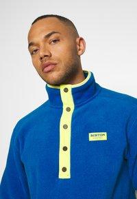 Burton - HEARTH - Bluza z polaru - lapis blue - 3