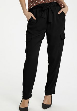 KACATHY  - Trousers - black deep