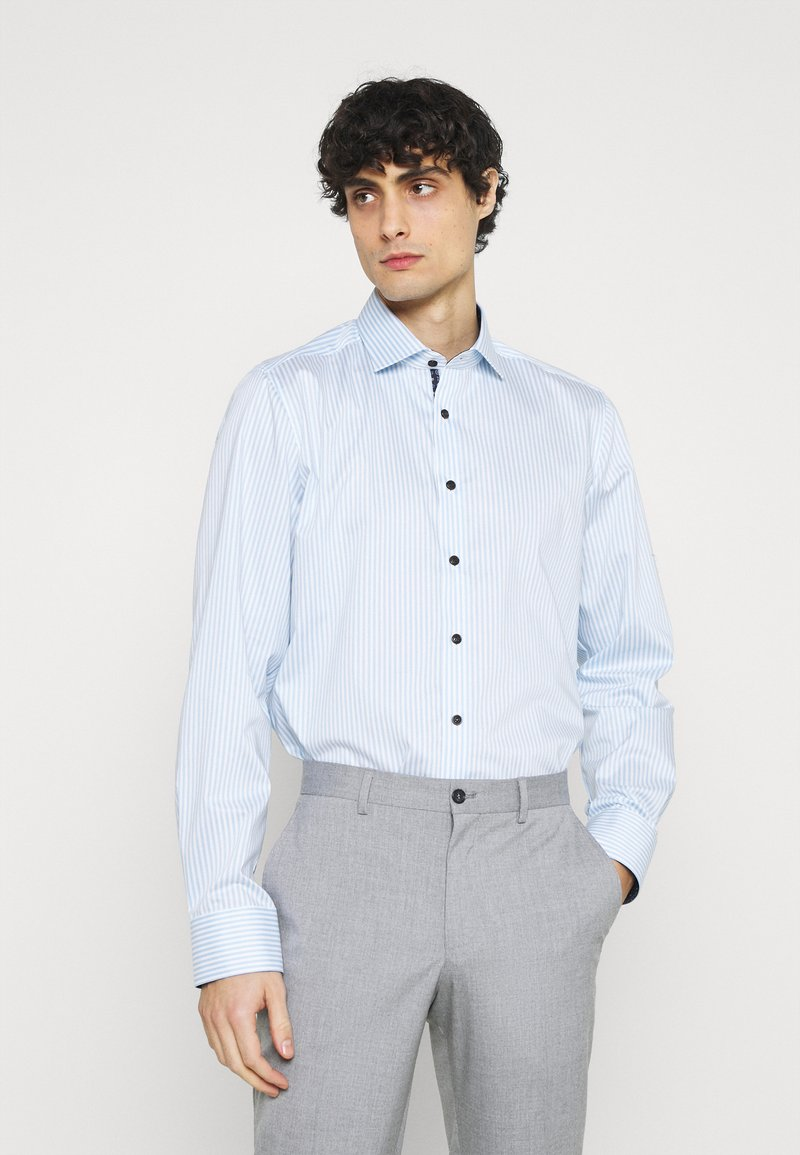 OLYMP Level Five - Shirt - blue