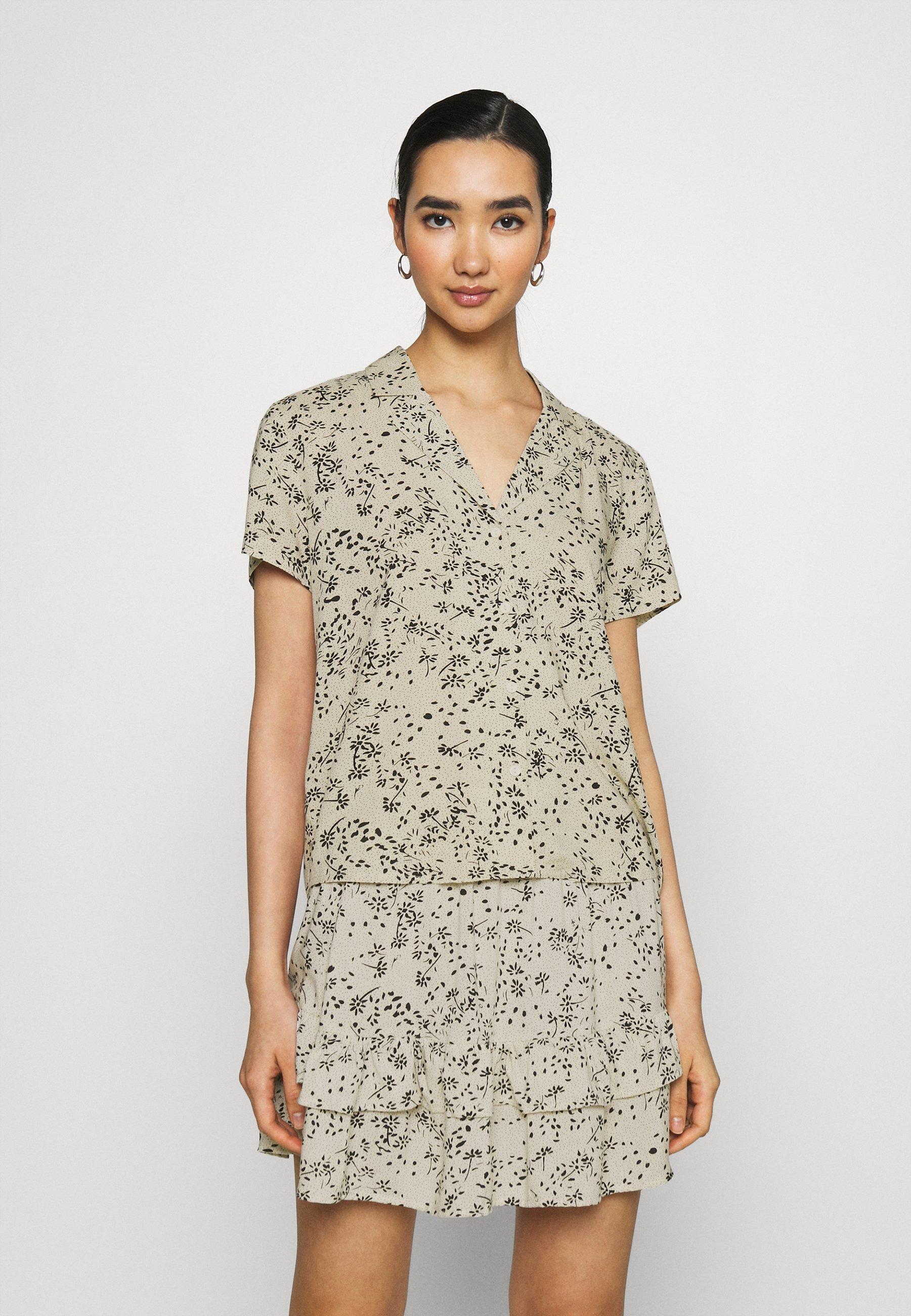 Women JDYSTARR LIFE SHIRT - Button-down blouse