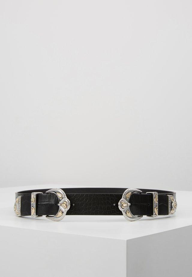 ARIONA - Taillengürtel - noir