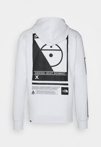 The North Face - STEEP TECH LOGO HOODIE UNISEX - Mikina skapucí - white - 1
