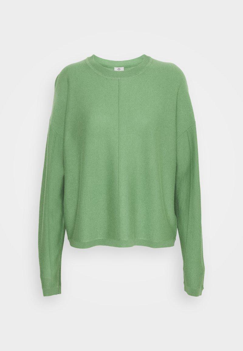 FTC Cashmere - Stickad tröja - asparagus