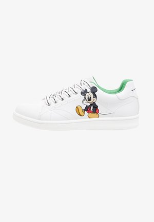 MICKEY &AMP MINNIE  - Baskets basses - white
