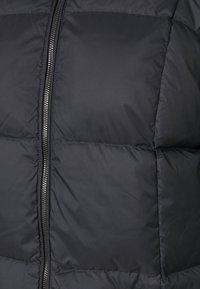 GANT - CLASSIC LONG COAT - Down coat - black - 3