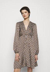 Pinko - FRAPPE - Robe d'été - black - 0