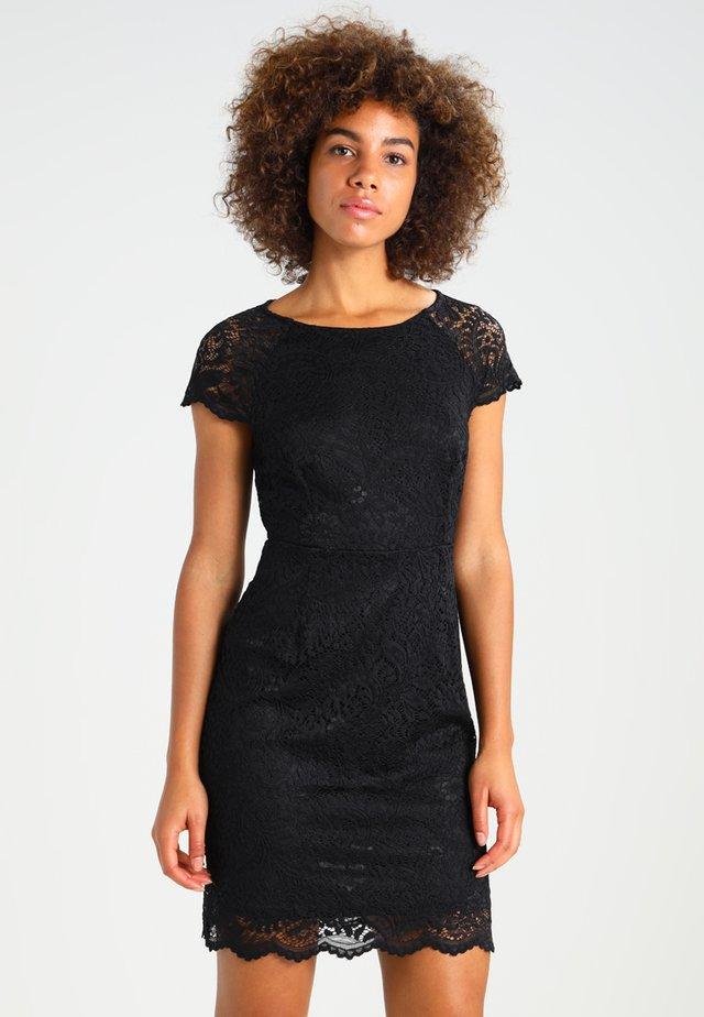 ONLSHIRA LACE DRESS  - Sukienka koktajlowa - black