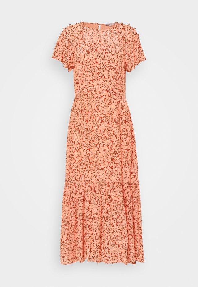 RAE DRESS - Korte jurk - siliouette blush