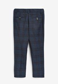 Next - BAKER BY TED BAKER - Oblekové kalhoty - dark blue - 4