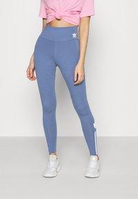 adidas Originals - Leggings - crew blue - 0