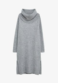 Violeta by Mango - GRETA - Jumper dress - mittelgrau meliert - 5