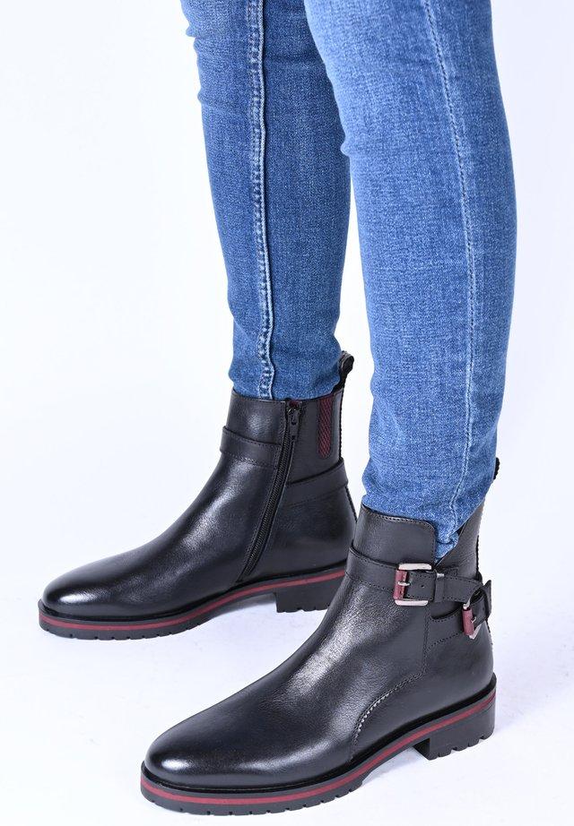 NELE - Ankle boots - schwarz
