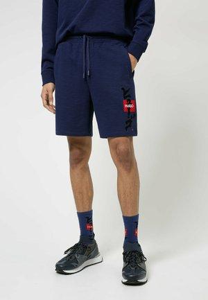 DILSON - Shorts - dark blue