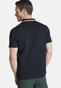 Charles Colby - GARMOND - Polo shirt - dark blue - 1