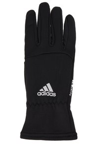 adidas Performance - GLOVES - Fingervantar - black/black/reflektive silver