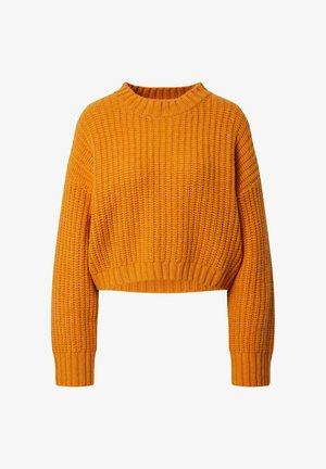 MELANIE - Jumper - orange