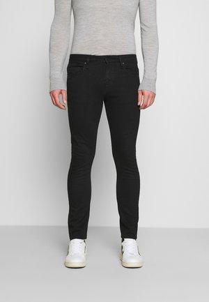 CHRIS - Jeans slim fit - blackout