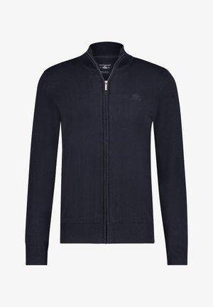 Vest - dark-blue plain