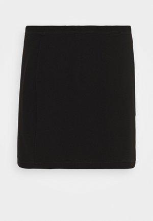 ESMERALDA SKIRT - Mini skirt - black