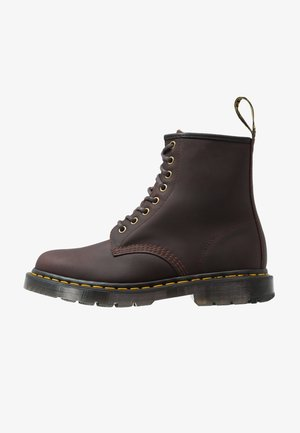 1460 UNISEX - Lace-up ankle boots - cocoa snowplow