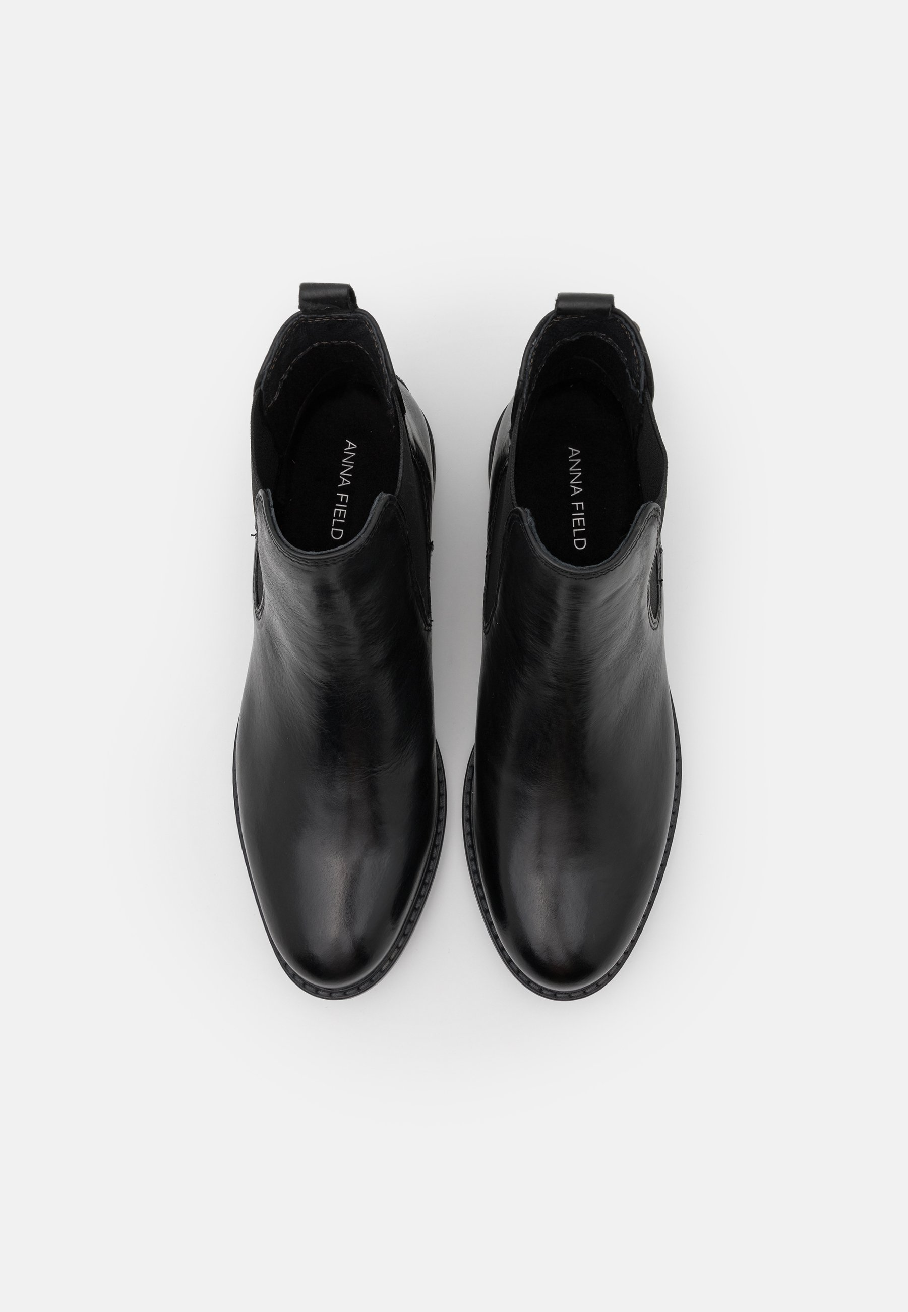 Anna Field Stiefelette - Black/schwarz