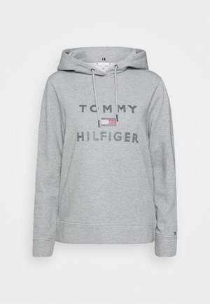 TIARA HOODIE  - Hoodie - light grey heather