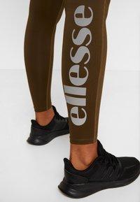 Ellesse - TREVISO - Leggings - khaki - 3