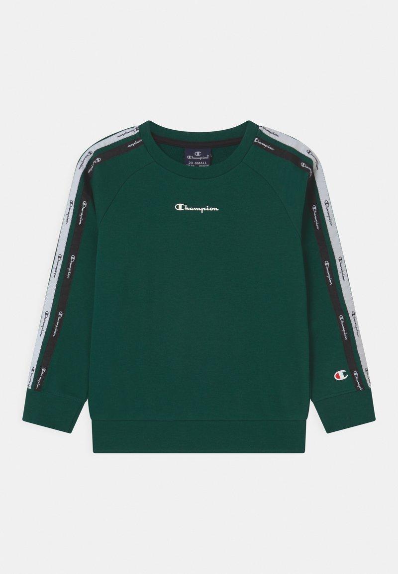 Champion - LEGACY AMERICAN CREWNECK UNISEX - Sweatshirts - dark green