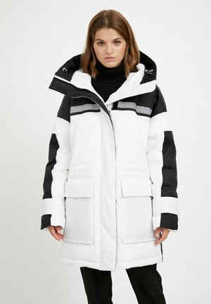Winter coat - white