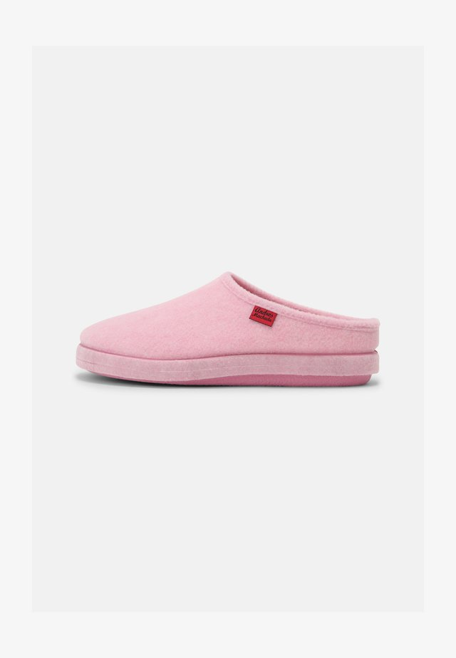 UNISEX - Pantoffels - rosa